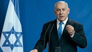 Netanyahu Lübnan sınırına geldi