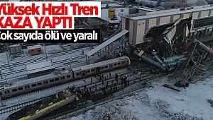 Ulaştırma Bakanı açıkladı. Ankara'daki YHT kazasında ölü sayısı arttı