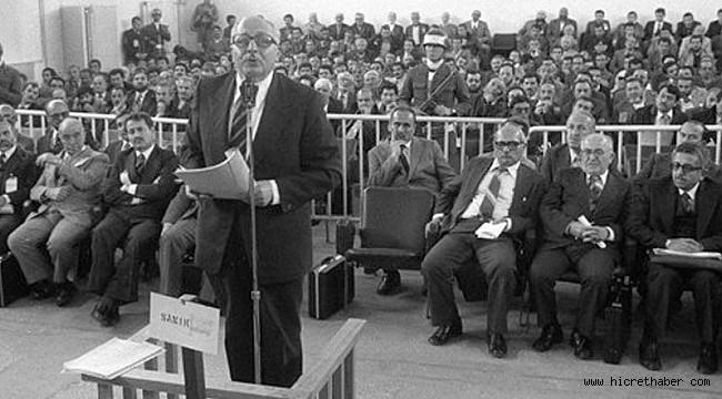 12 Eylül 1980 ASKERİ DARBESİ VE ERBAKAN