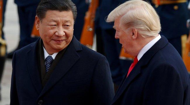 Beyaz Saray: Çin ile iptal edilmiş bir görüşme yok