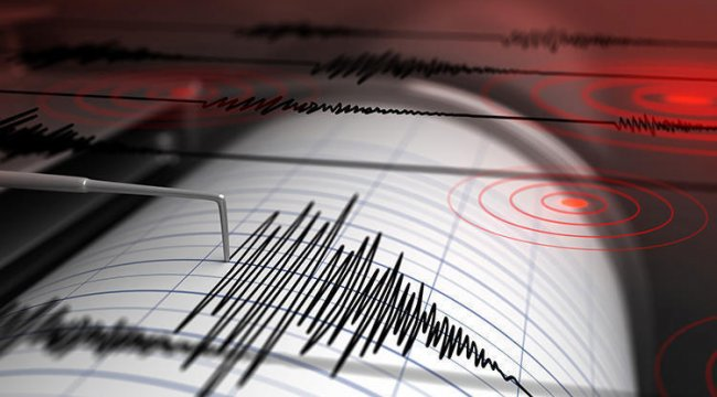 Endonezya'da 2018'de 11 bin 577 deprem meydana geldi