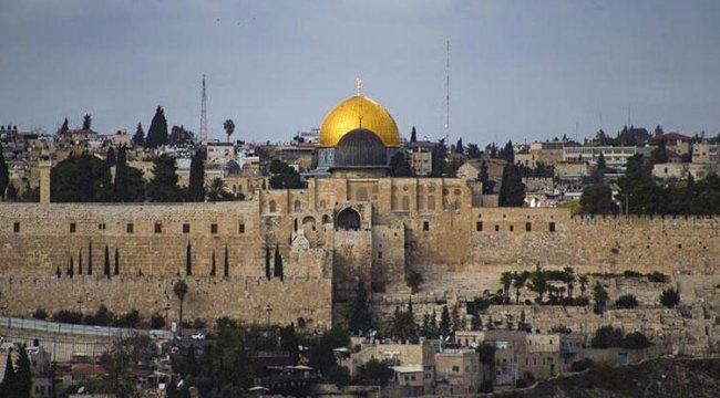Filistin'den 'Kudüs surlarının yıkılması çağrısına' tepki
