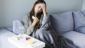 Grip sonrası koku körlüğüne dikkat