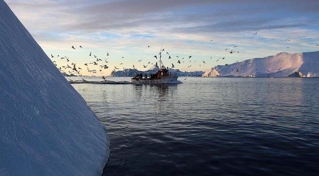 Grönland tahmin edilenden hızlı eriyor