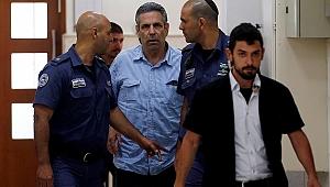 İran adına casusluk yapan İsrailli eski bakana 11 yıl hapis cezası