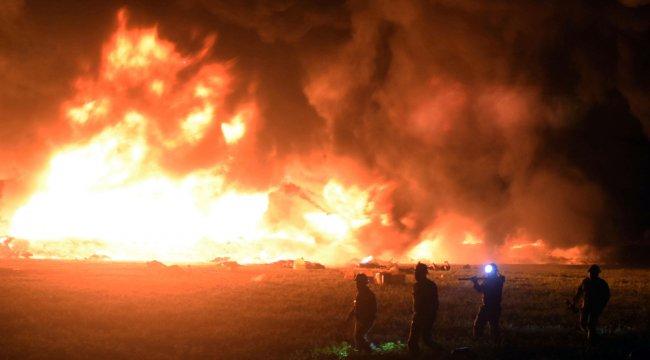 Meksika'daki patlamada ölü sayısı 96'ya yükseldi