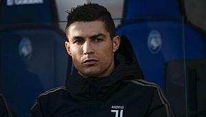 Polis, Cristiano Ronaldo'dan DNA örneği alınmasını istedi