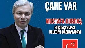 Saadet Partisi Küçükçekmece Belediye Başkan adayı Mustafa  Kurdaş kimdir?