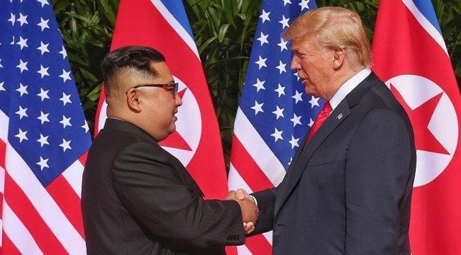 Trump ve Kim arasında gerçekleşecek ikinci zirve açıklaması