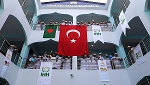 Türkiye'den 13 ülkeye 31 kalıcı eser