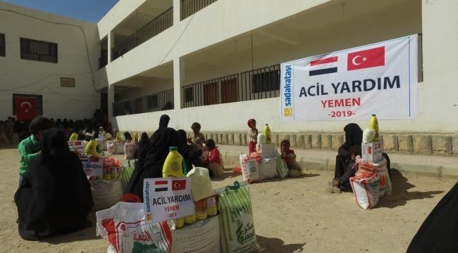 Türkiye Yemen'in yaralarını sarıyor