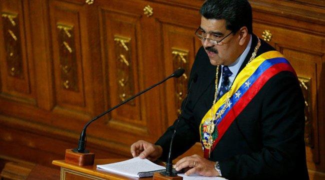 Venezuela'da darbe girişimi iddiası