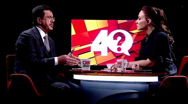 AK Parti'nin İzmir adayı Nihat Zeybekci Alkol Ekonomidir Ona Bakarım