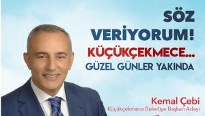 CHP Küçükçekmece Belediye Başkan Adayı Kemal Çebi kimdir?