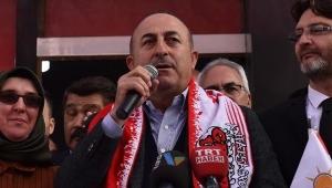 Dışişleri Bakanı Çavuşoğlu: Enselerinden tutup Türkiye'ye getireceğiz
