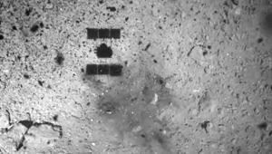 Japon uzay aracı Ryugu asteroidine iniş yaptı