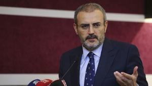 Mahir Ünal: 'Kandil'in uzantısı HDP, CHP ve İYİ Parti ile ittifak yapıyor'