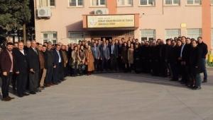 Mardin Milli Eğitim Müdürü Sarı'dan Okul Müdürleriyle Toplantı