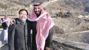Prens Asya'yı paraya boğdu