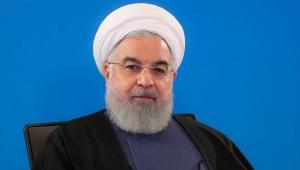 Ruhani'den Venezuela'ya destek mesajı