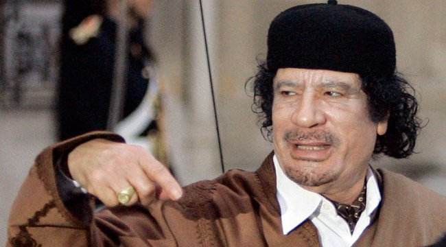 Sarkozy, Kaddafi'den 8 milyon dolar aldı