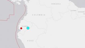 Son dakika... Ekvador'da 7,5 büyüklüğünde deprem