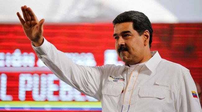 Son dakika... Maduro, Brezilya ile kara sınırını kapattı
