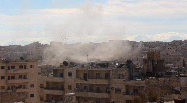 Suriye'de petrol sahası yakınında saldırı