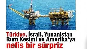 Akdeniz'deki enerji savaşları