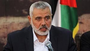 İsrail Hamas lideri Heniyye'nin ofisini vurdu