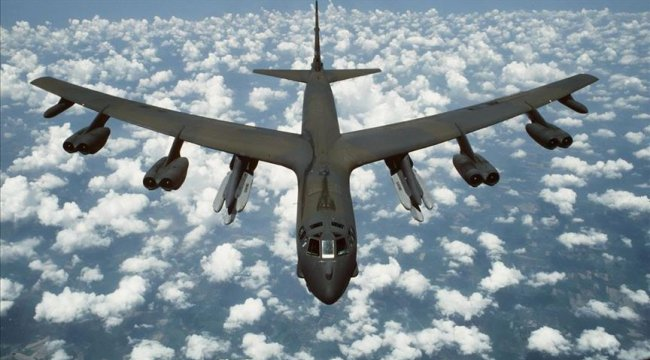 Rusya: Amerikan B-52 savaş uçağına önleme uçuşu yapıldı