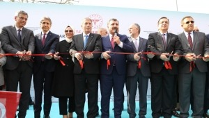 Sarıyer Hamidiye Etfal Hastanesi Açılış Töreni