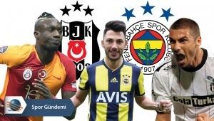 Şubat ayı spor gündemine Beşiktaş – Fenerbahçe derbisi damga vurdu