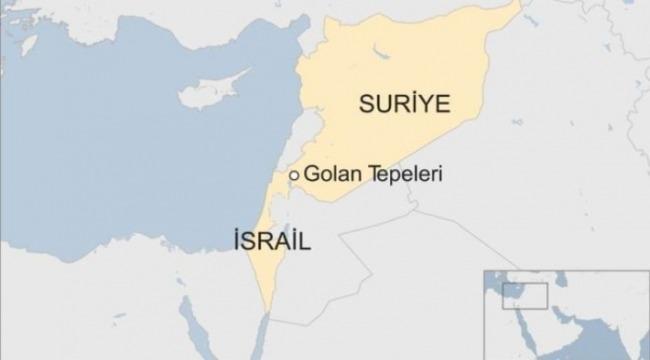Trump Neden İsrail'e Golan Tepelerini verdi? Golan Tepelerinin Stratejik Önemi Ne?