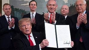 Trump skandal kararnameyi imzaladı