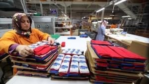 Türk çorapçısının yeni hedefi ABD, Japonya ve Avustralya