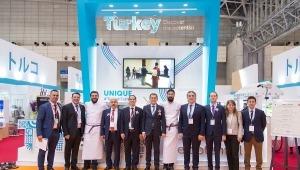 Türk gıda ürünleri Japonya'dan Uzakdoğu'ya yayılacak