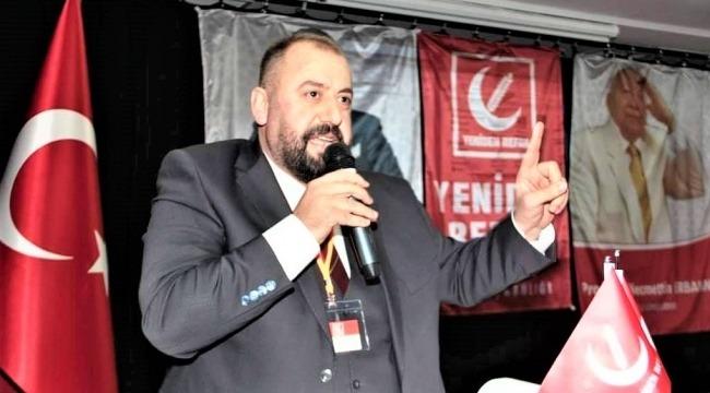 Yeniden Refah Partisi Beylikdüzü İlçe Başkanı Ahmet Bacaru kimdir.?