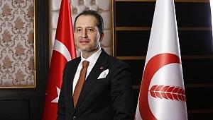 Yeniden Refah Partisi Genel Başkanı Dr.Fatih Erbakan