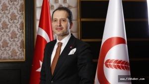 Yeniden Refah Partisi Genel Başkanı Erbakan'dan Yeni Zelanda Açıklaması