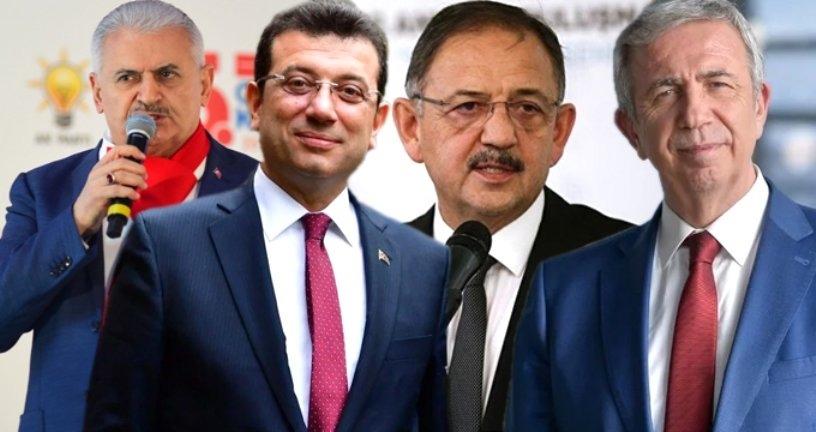 İzmir'den Ankara ve İstanbul'a Uzanan Renk Değişimi