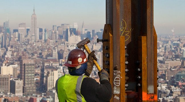 New York'ta cam gökdelenlere 'küresel ısınma' yasağı