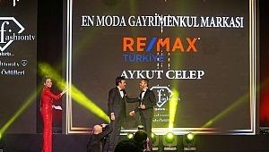 """RE/MAX """"En Moda Gayrimenkul Markası"""" seçildi"""