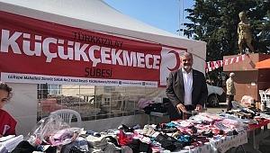 Türk Kızılay Küçükçekmece Şubesi Bir İlke İmza Atmış Oldu.