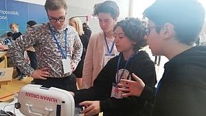 Türk Öğrencilerin sağlık sektörüne büyük katkısı Dünyada ödül aldı...