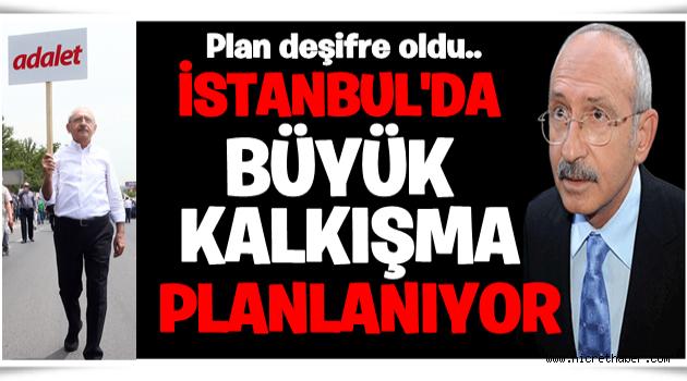CHP'nin kirli planı deşifre oldu!