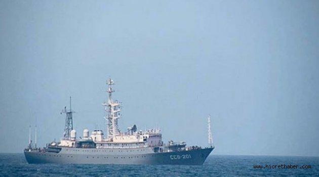 Rusya gemiyi imha mı etti?