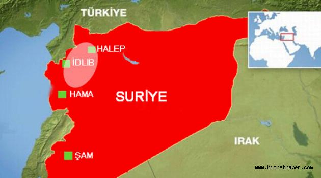 Suriye'de Son kale de tehlikede! Ele geçirdiler