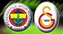 FenerBahçe Derbide 1- 0 Galatasaray'ı Yendi