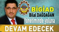 Bigiad Bilal Dağdağan İle Yoluna Devam Dedi